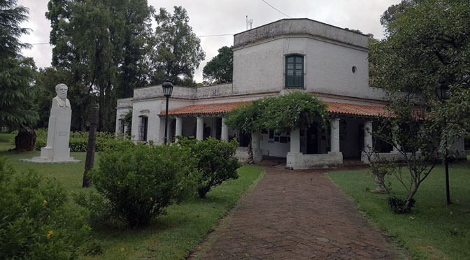 El Museo Pampeano de Chascomús