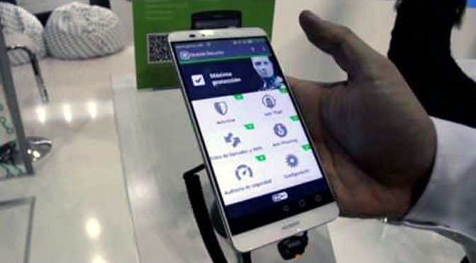 Eset advierte en el MWC 2017 sobre «ransomware» en Android