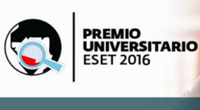 Estudiantes de Argentina, Guatemala y Colombia ganan premio universitario de Eset