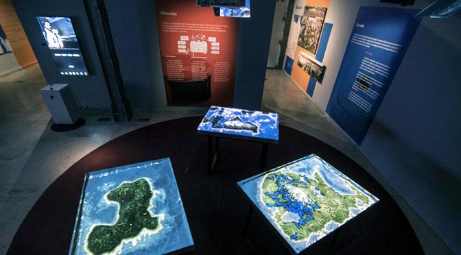 Fundación Telefónica abre muestra sobre Singularity University