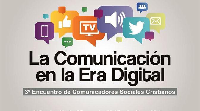 Encuentro sobre la comunicación en la era digital en Buenos Aires