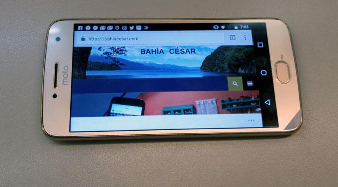 El Moto G5 Plus, un gran teléfono de gama media