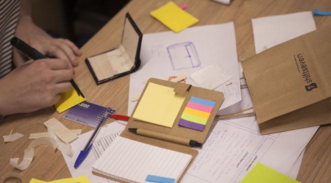 Taller de innovación y pensamiento creativo de Shiftseven