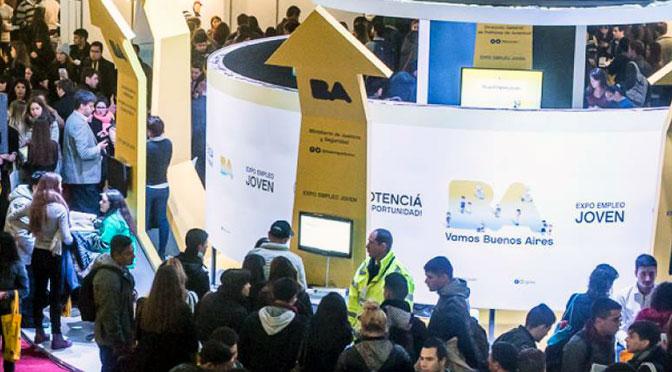 Feria laboral para jóvenes en Buenos Aires