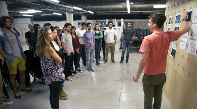Taller de oratoria de Shiftseven en Buenos Aires
