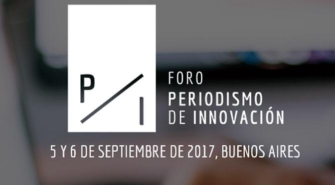 Extienden convocatoria del 1° foro de periodismo de innovación en Buenos Aires