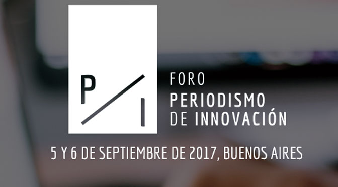 Se lanza el primer foro de periodismo de innovación en América latina