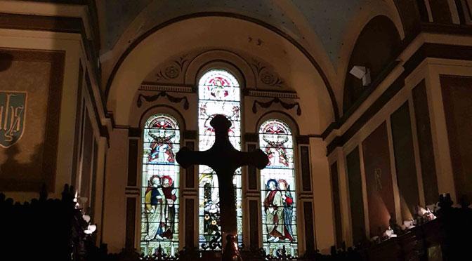 Catedral Anglicana San Juan Bautista, templo no católico más antiguo de América latina
