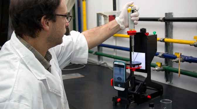 El INTI desarrolla un equipo portátil que anticipa la efectividad de pinturas y barnices