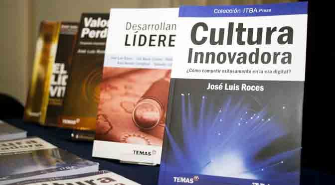 El ITBA presenta una colección de libros sobre tecnología, ingeniería y gestión