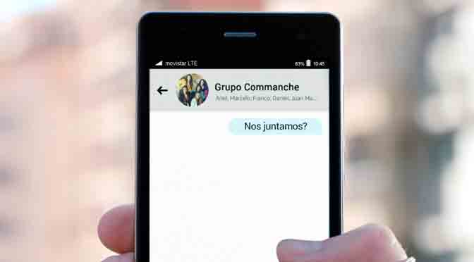 Movistar reúne a Commanche para su campaña «Multiplicate»