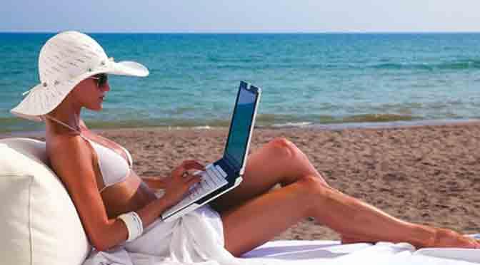 Consejos para cuidar notebooks y tabletas en el verano