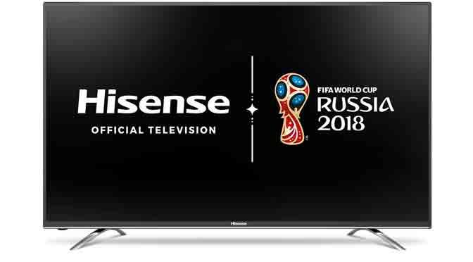 Alianza de BGH y Hisense para crecer en TV por el Mundial de fútbol