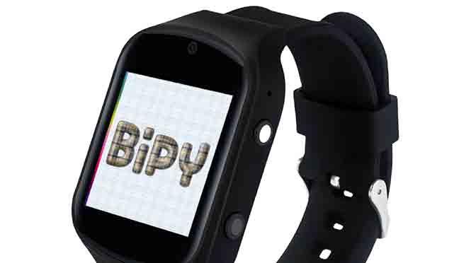 Personal lanzó el reloj inteligente Bipy para adultos mayores