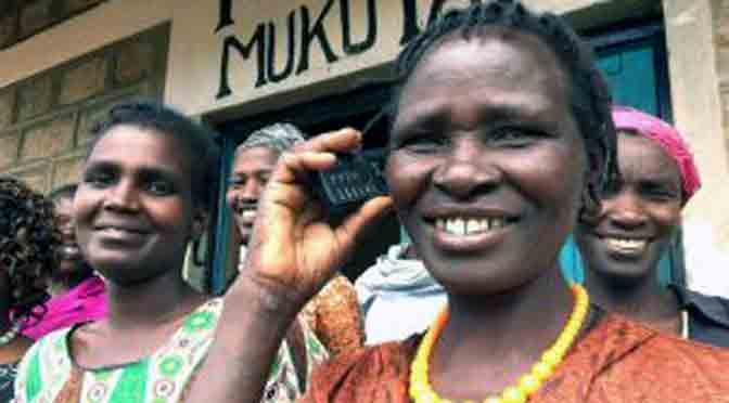 Las TIC son esenciales para progreso de mujeres pobres del medio rural