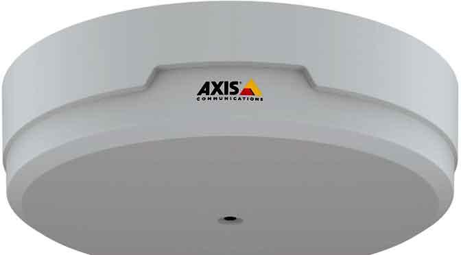 Nuevo módulo de Axis permite captar audio en cámaras de seguridad