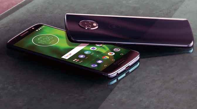 Motorola renueva sus líneas de teléfonos móviles Moto G y Moto E