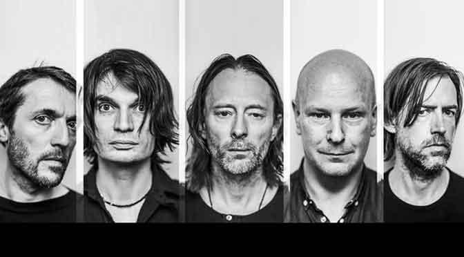 Una lista de rarezas y una guía de Radiohead