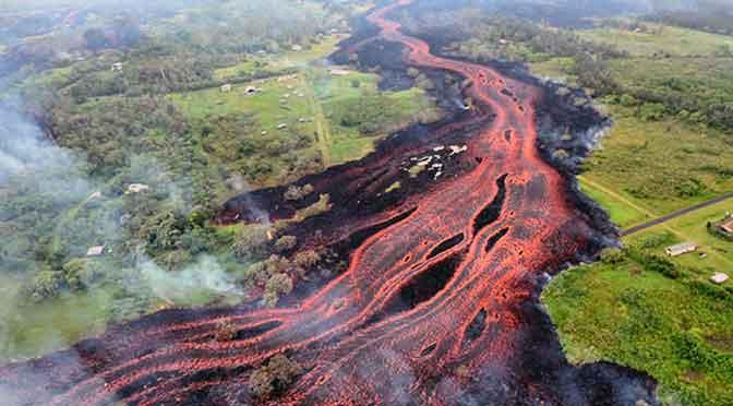 ¿La actividad volcánica en Hawái se puede replicar en la Argentina?