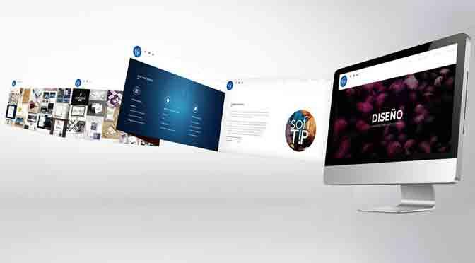 SofiTip lanzó nueva web con servicios de diseño, marketing y «branding»