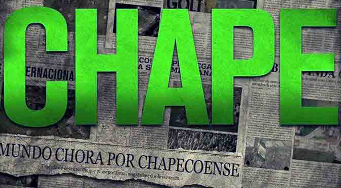 Estrenan un documental sobre la historia del Chapecoense