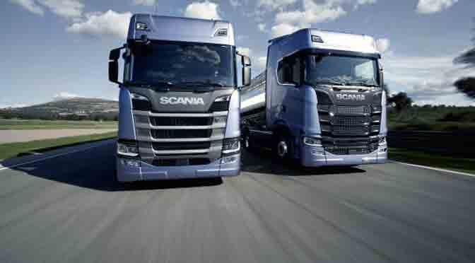 Scania renueva su fe en la Argentina y apoyará al transporte urbano