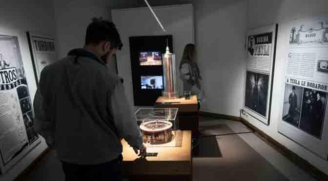 Fundación Telefónica Movistar lleva a Tierra del Fuego la muestra sobre Nikola Tesla