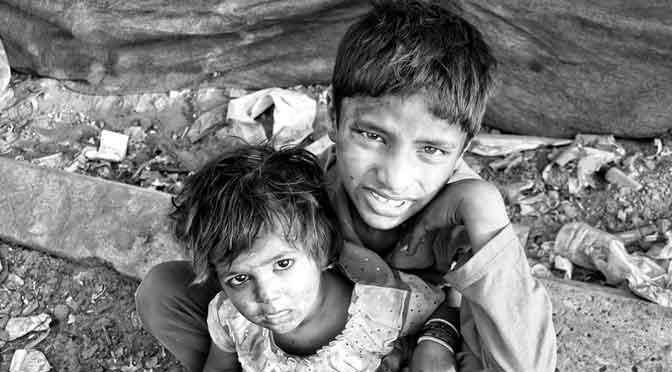 Los niños son los más afectados por pobreza e indigencia en Argentina