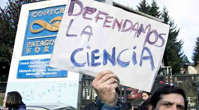 2018 fue el «annus horribilis» de la ciencia estatal argentina, según directores del Conicet
