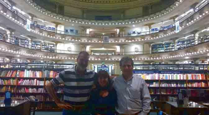 La librería más linda del mundo está en Buenos Aires, según NatGeo