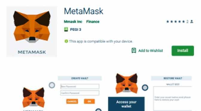 Descubren un «malware clipper» en Google Play que apunta a usuarios de criptomonedas
