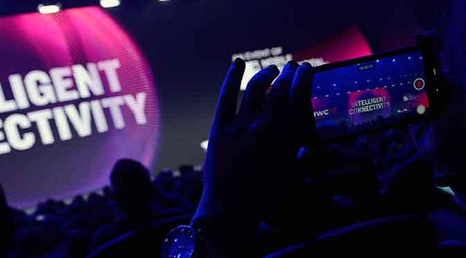 Los celulares más novedosos del MWC 2019 en Barcelona