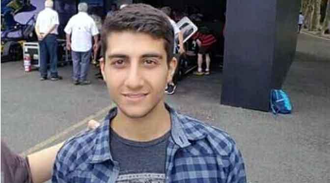 Continúa la búsqueda de Arshak Karhanyan, a 7 meses de su desaparición