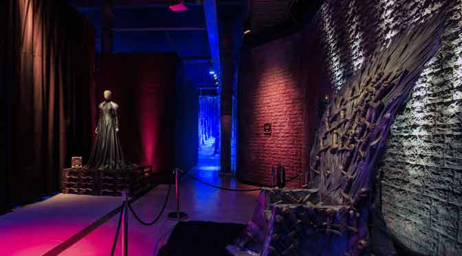 Fundación Telefónica Movistar y HBO presentan «Experiencia 'Game of Thrones'»