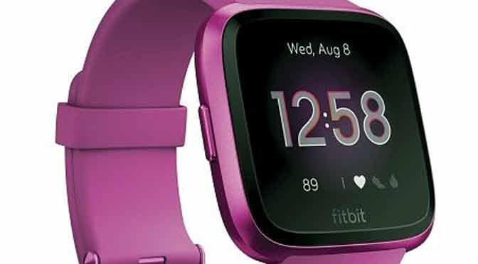 Fitbit Versa Lite, para primeros usuarios de marcadores de ejercicio