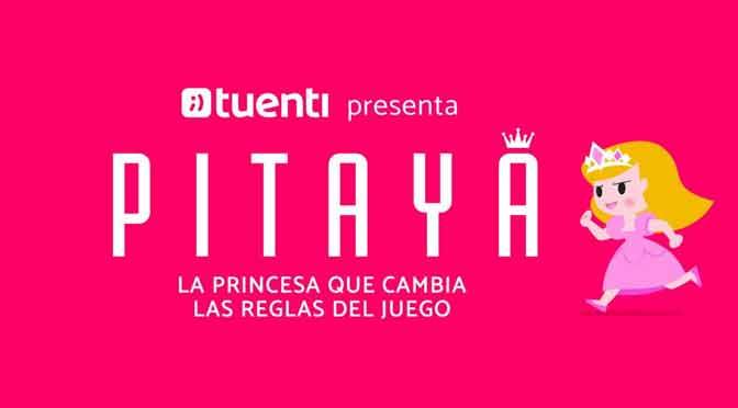 Pitaya, la princesa de Tuenti que quiere «cambiar las reglas del juego»
