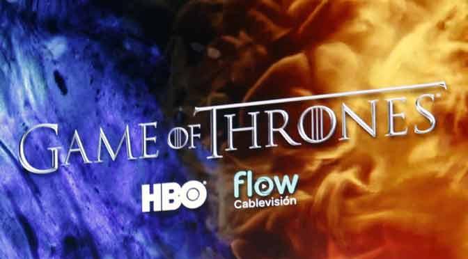 Cablevisión Flow convierte a la Facultad de Derecho en escenario de Game of Thrones