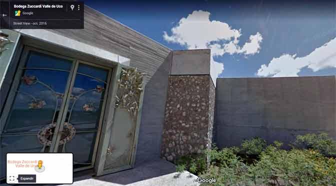 Nuevos destinos de Mendoza se suman a las colecciones especiales de Google Street View