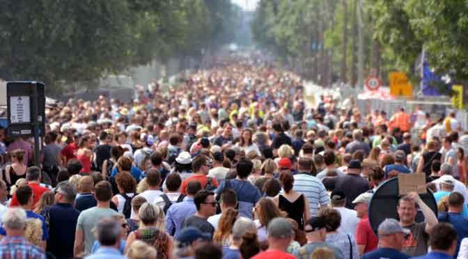 Somos 7.710 millones de personas, y en 2050, 10.000 millones