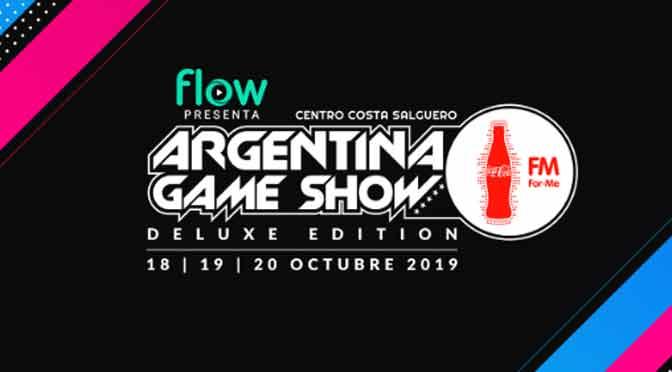 Flow y Personal apoyan feria de videojuegos y «eSports» más importante de la Argentina