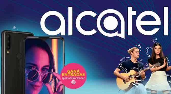 Alcatel apuesta en Mar del Plata por la música para llegar al público de los adolescentes