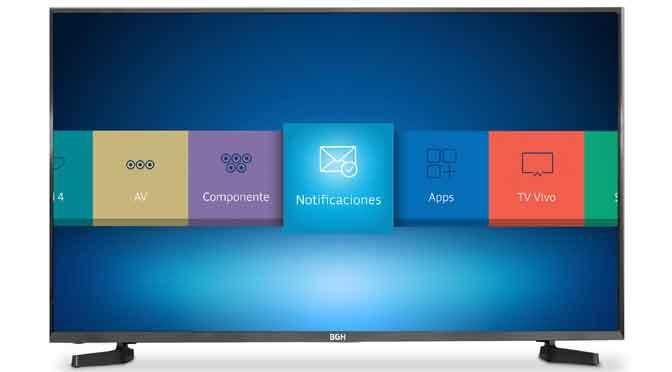 """BGH presenta un nuevo televisor 4K de 50"""" para «eSports»"""