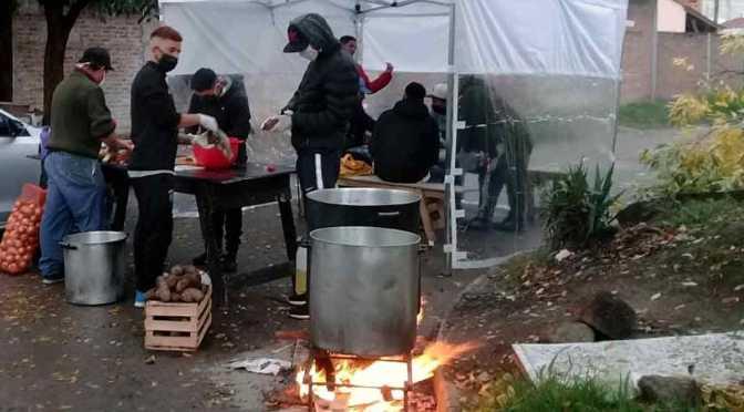 Atravesar la pandemia del coronavirus sin ingresos en el Gran Buenos Aires