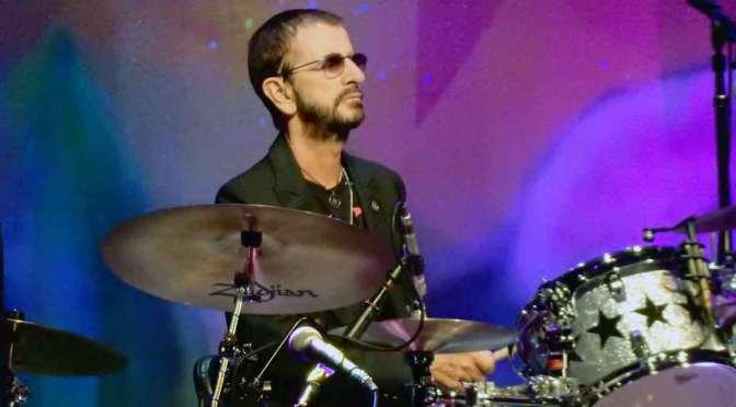Ringo Starr celebra sus 80 años con un show en YouTube