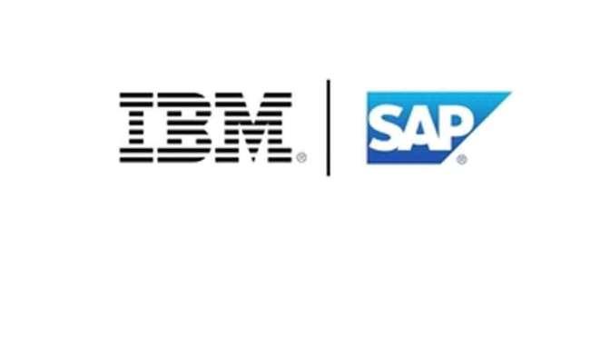 SAP e IBM se asocian para crear empresas «inteligentes»