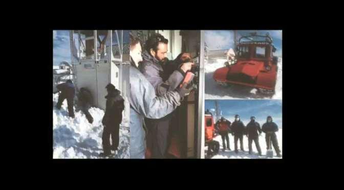 Movistar asegura la conectividad en el invierno de la Patagonia