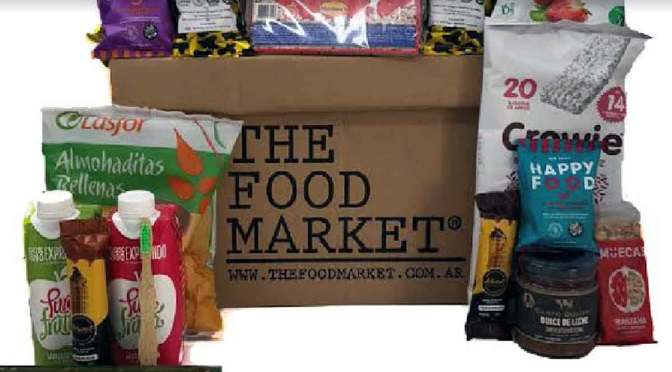 Acción solidaria de The Food Market para La Casa de Ronald McDonald