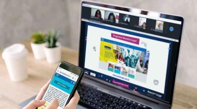 Telecom ofrece talleres para docentes sobre uso pedagógico de móviles