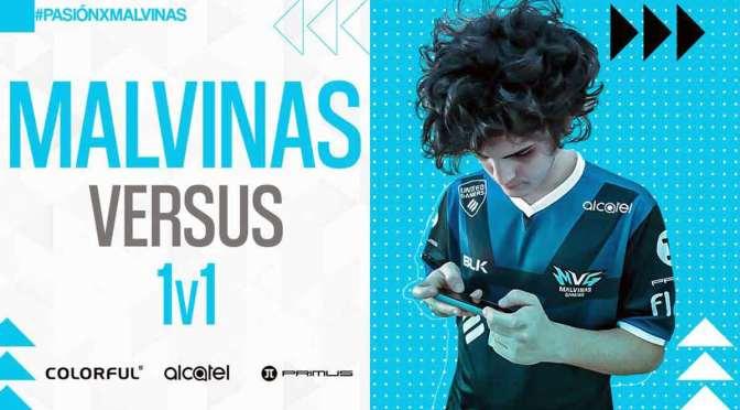 Alcatel y Malvinas Gaming lanzan un nuevo proyecto audiovisual