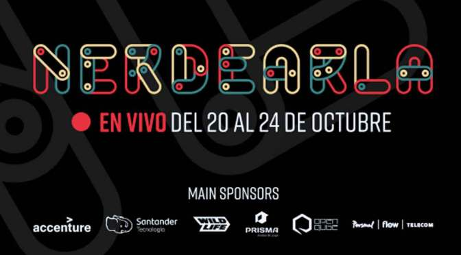 Llega Nerdear.la, el mayor encuentro anual de los «nerds» argentinos